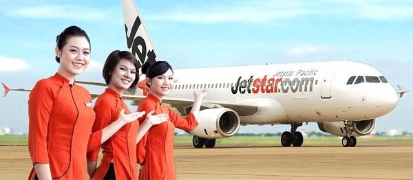 Vé máy bay Jetstar tháng 5