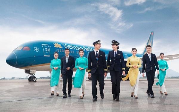 Vé máy bay Vietnam Airline tháng 1