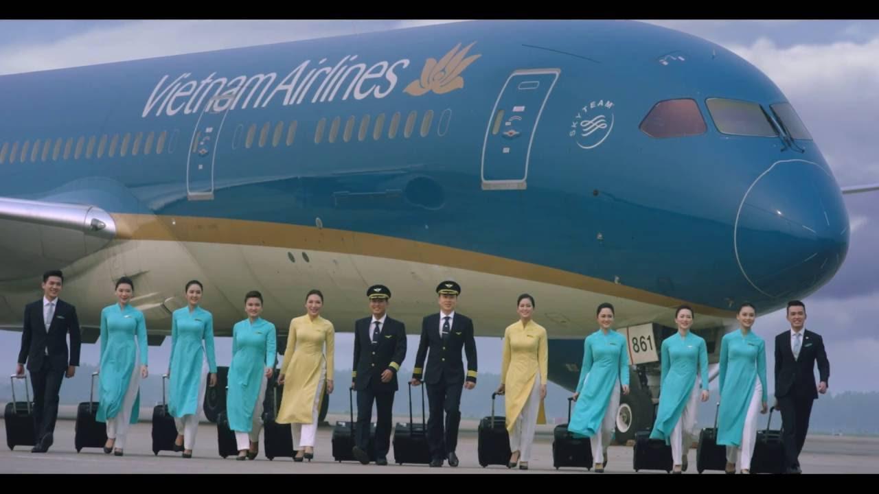 Vé máy bay Vietnam Airline tháng 10