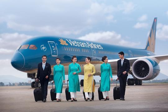 Vé máy bay Vietnam Airline tháng 3