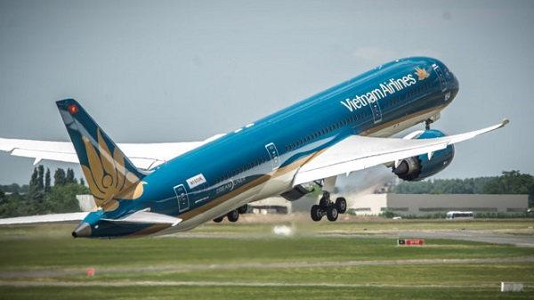 Vé máy bay Vietnam Airline tháng 4