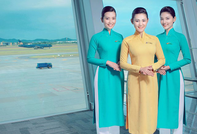 Vé máy bay Vietnam Airline tháng 6