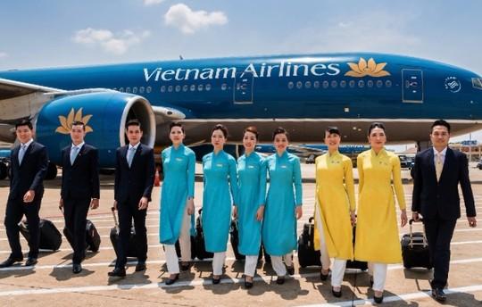 Vé máy bay Vietnam Airline tháng 8