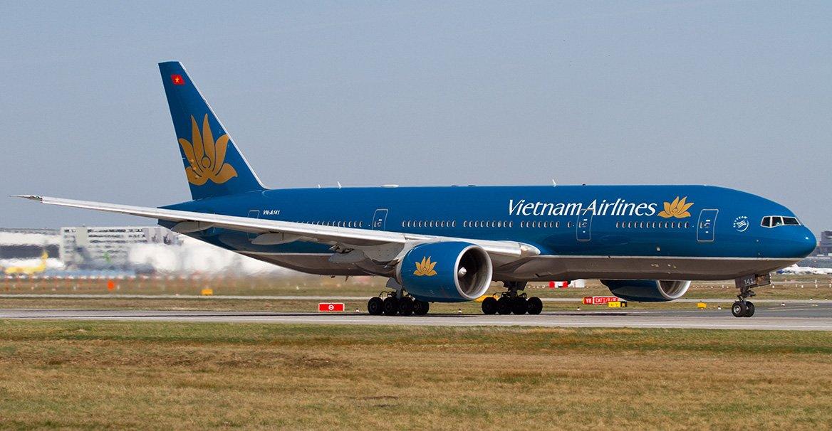 Vé máy bay Vietnam Airline tháng 9