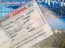 Xin Visa đi Canada mất bao lâu