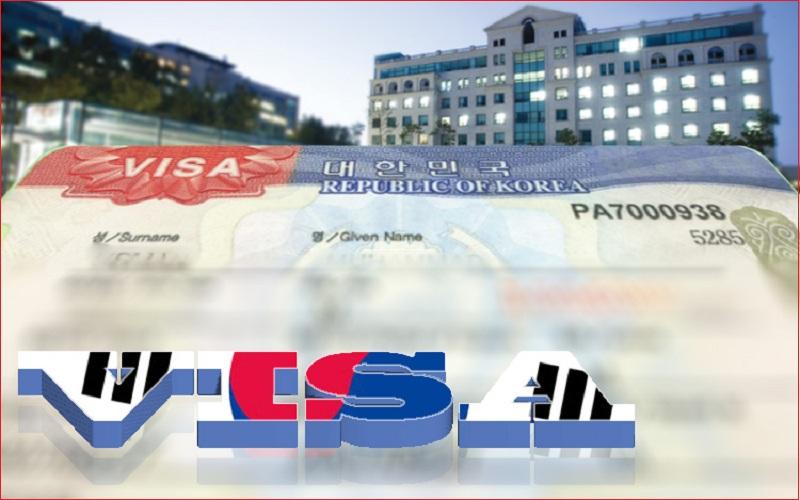 Xin Visa Hàn Quốc