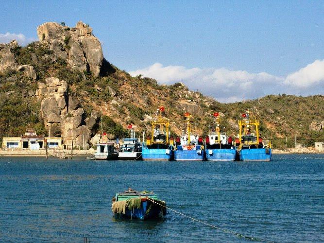 Biển Khai Long, Cà Mau