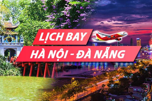 Thời gian bay Hà Nội Đà Nẵng chi tiết 2018
