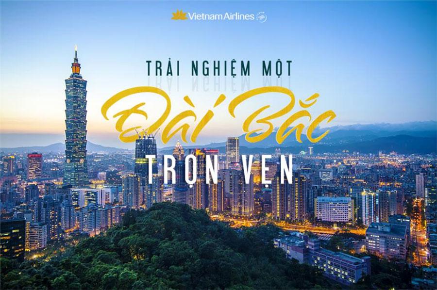 Vé máy bay Sài Gòn Đài Bắc